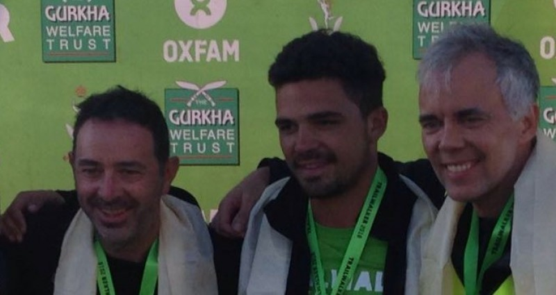 ECN UK raises £3,786 for OXFAM