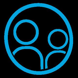 """AUSTAUSCH AM ARBEITSPLATZ<br /> <br /> Ein """"soziales Netzwerk im realen Leben"""", in dem auch persönliche Erfahrungen Marken und Produkten geteilt werden"""