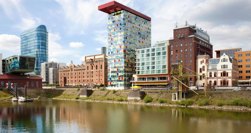 Netzwerk in Düsseldorf mit starkem Wachstum