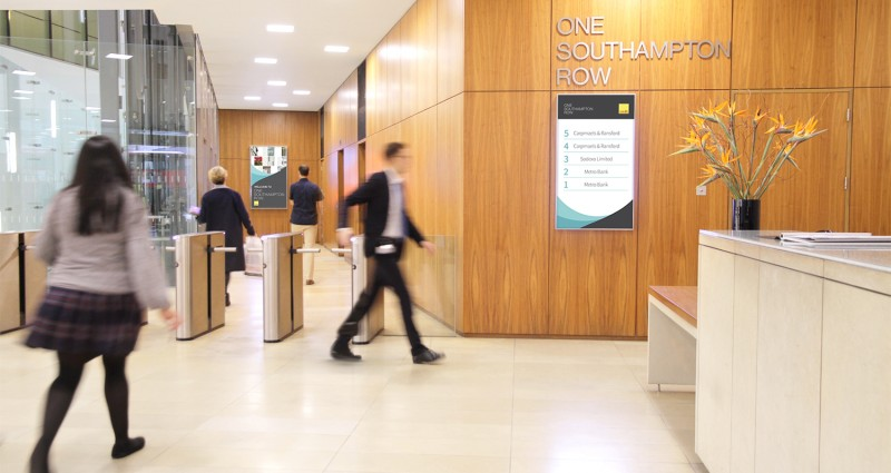 ECN Upgrades Solution at One Southampton Row