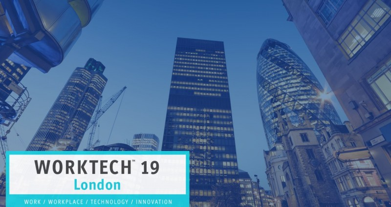 ECN AT WORKTECH19 – LONDON