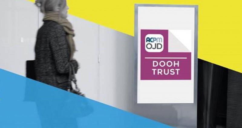 ECN labellisée DOOH Trust par l'ACPM